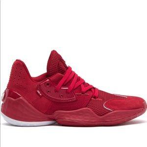 Adidas Harden Volume 4 Men's Sneakers 9.5